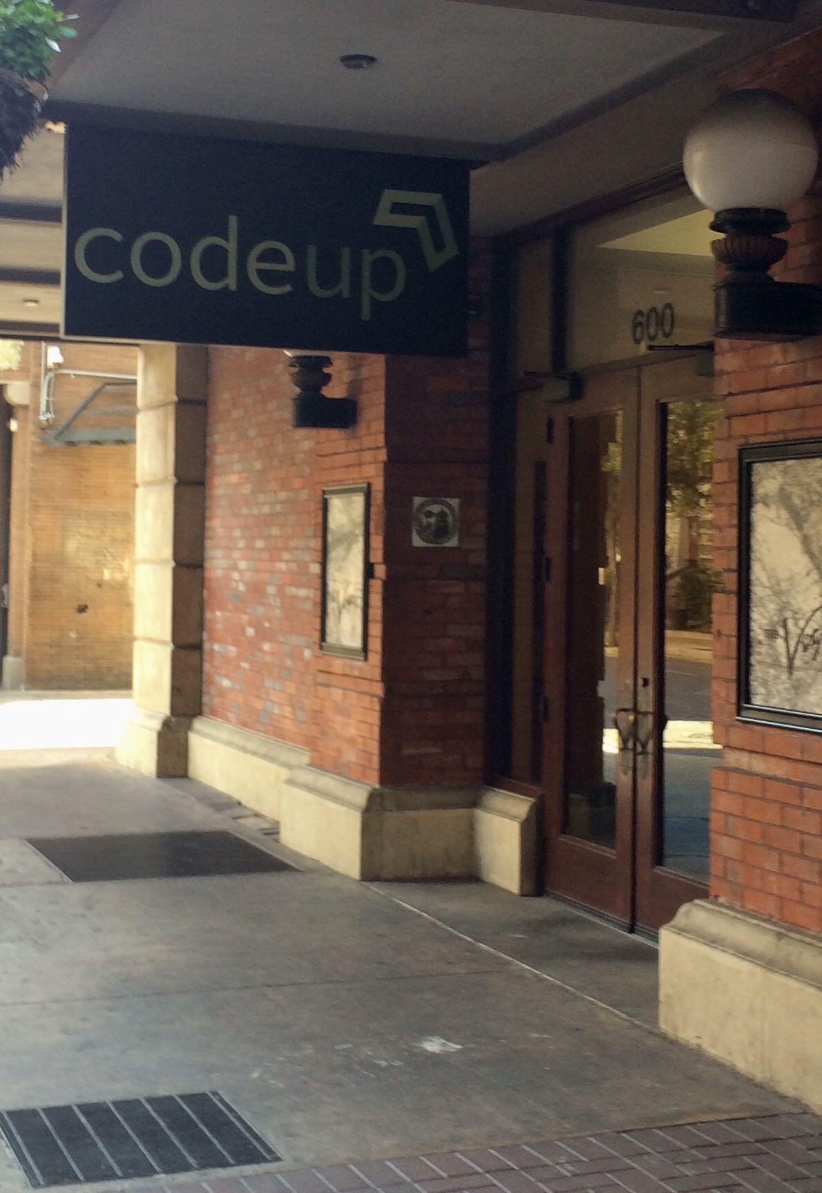 Codeup Entrance